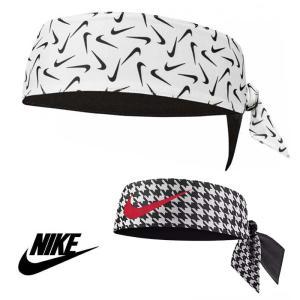 Nike ナイキ ヘッドバンド バンダナ オレンジ/ブラック/ホワイト ドライフィット ヘッド タイ...