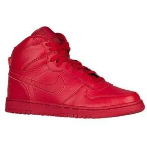 NIKE ナイキ メンズ ビッグハイ スニーカー 赤 レッド ハイカット Nike Men's Big High Gym Red White Gym Red|jetrag