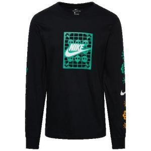 ナイキ メンズ 長袖Tシャツ デイ オブ ザ デッド ロング スリーブ Tシャツ Nike Men'...