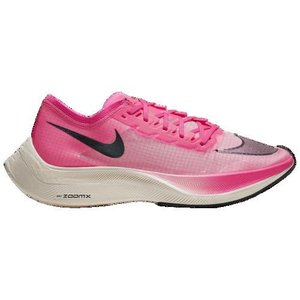 ナイキ メンズ ランニングシューズ ZoomX ヴェイパーフライ ネクスト% ピンク Nike Me...