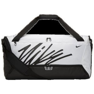 (取寄)ナイキブラジリア ミディアム ダッフル NikeBrasilia Medium Duffel White White Black|jetrag