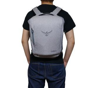 オスプレー リュック ピクセルポート バックパック OSPREYPacks Pixel Port Backpack Grey Herringbone|jetrag