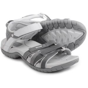 (取寄)テバ レディース ティラ スポーツ サンダル Teva Women Tirra Sport Sandals Grey Gradient|jetrag