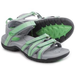 (取寄)テバ レディース ティラ スポーツ サンダル Teva Women Tirra Sport Sandals Meadow|jetrag