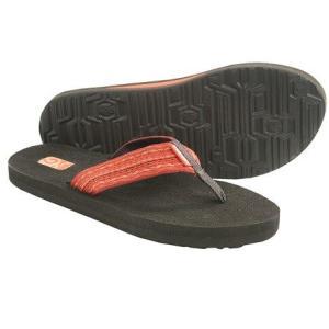 (取寄)テバ レディース Mush 2 ソングFlip-Flops サンダル Teva Women Mush II Thong Flip-Flops Sandals Santori Tribal Orange|jetrag