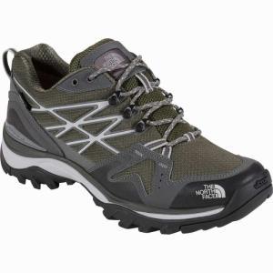 (取寄)ノースフェイス メンズ ヘッジホッグ ファストパック GTX ハイキングシューズ The North Face Men's Hedgehog Fastpack GTX Hiking Shoe New Taupe Green|jetrag