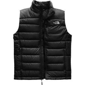 (取寄)ノースフェイス メンズ アコンカグア ダウン ベスト The North Face Men's Aconcagua Down Vest Tnf Black|jetrag
