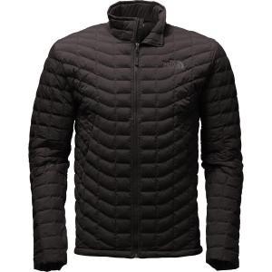 (取寄)ノースフェイス メンズ ストレッチ サーモボール インサレーテッド ジャケット The North Face Men's Stretch Thermoball Insulated Jacket Tnf Black|jetrag