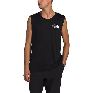 (取寄)ノースフェイス メンズ Reaxion タンク The North Face Men's Reaxion Tank TNF Black|jetrag