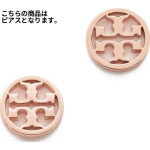 (取寄)トリーバーチ ロゴ サークル スタッズ ピアス Tory Burch Logo Circle Stud Earrings jetrag