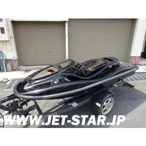 カワサキ STX-15F 2005年モデル 純正 船体 中古 [K454-080]【引取限定】
