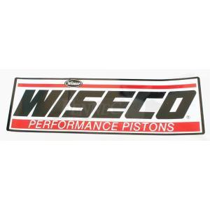 WISECO(ワイセコ) ワイセコ トレーラー デカール 16cmX52cm/1枚|jetwave