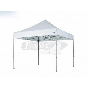 E-ZUP(イージーアップ) デラックス テント ディーエックス30 スチール スチールフレーム WHT/3.0mx3.0m|jetwave