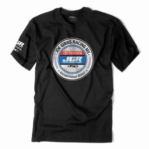 POWER SPORTS APPAREL(パワースポーツアパレル) ファクトリーエフェクス エンブレムプレミアム Tシャツ T-Shirt|jetwave