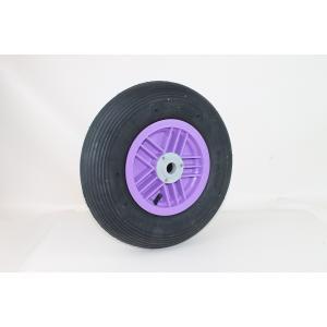 FACTORY-ZERO(ファクトリーゼロ) A-タイヤ旧品番TA30A バンクフロント/4.80/4.00-8 ベアリング入り スペア タイヤ ランチャー チューブレス プラスチックリム|jetwave