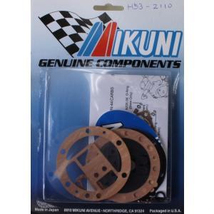 MIKUNI(ミクニ) キャブレターリビルトキット ラウンドタイプ/1セット jetwave