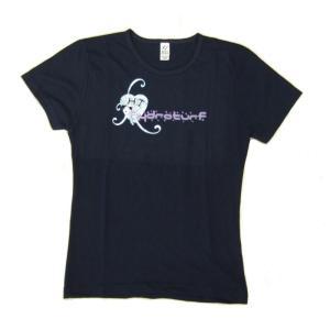 POWER SPORTS APPAREL(パワースポーツアパレル) ハイドロターフ 女性 ハート Tシャツ T-Shirt|jetwave