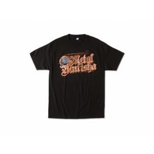 POWER SPORTS APPAREL(パワースポーツアパレル) メタルマリーシャ リアル スレット Tシャツ T-Shirt|jetwave