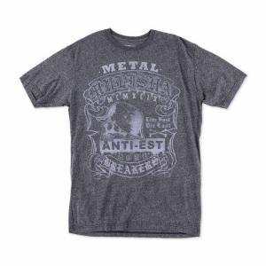POWER SPORTS APPAREL(パワースポーツアパレル) メタルムリーシャ エスエーピー モックツイストTシャツ T-Shirt|jetwave
