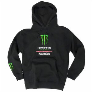 POWER SPORTS APPAREL(パワースポーツアパレル) プロサーキット モンスターエナジーチーム フード Hoody|jetwave