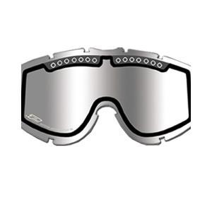 50%off Sale 在庫限り PROGRIP(プログリップ) ダブル レンズ ミラー スノー S-MIRRORED/SNOW jetwave
