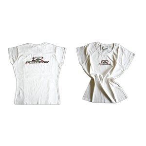 POWER SPORTS APPAREL(パワースポーツアパレル) プログリップ 7500 女性 Tシャツ T-Shirt White|jetwave