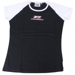 POWER SPORTS APPAREL(パワースポーツアパレル) プログリップ 7500 女性 Tシャツ 2色 T-Shirt 2tone|jetwave