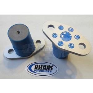RHAAS(ラーズ) ビレット フロント モーターマウント SD 4TEC|jetwave