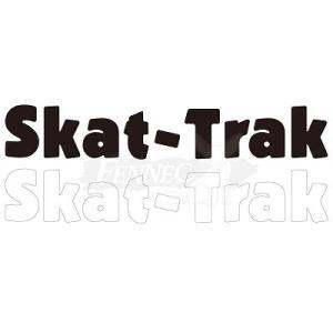 SKAT-TRAK(スキャットトラック) ロゴステッカー 5X33cm 2枚セット|jetwave
