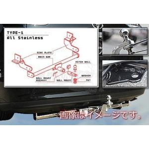 TIGHT JAPAN(タイトジャパン) ホンダ タイトヒッチメンバー ステンレスタイプ1 ステップワゴンRF3・4マイナーチェンジ後|jetwave