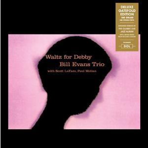 BILL EVANS TRIO Waltz For Debby ビル・エヴァンス・トリオ ワルツ・フォー・デビィ 新品輸入LP 限定 再発 JAZZ名盤定番