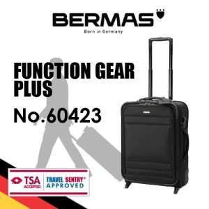 バーマス BERMASFUNCTION GEAR ビジネスキャリーM 33L 約3〜4泊 60423