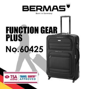 バーマス BERMASFUNCTION GEAR ビジネスキャリー L 55L 約4〜5泊 60425