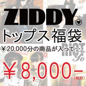 即納OK(店舗休業日除く)ZIDDY ジディー 新春福袋 ト...