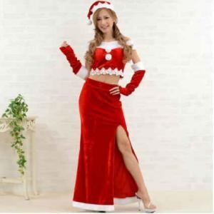 a12df3deaa802 ... サンタ コスプレ レディース 衣装 サンタコス セクシー Jewel ジュエル ロングスカート|jewel-shop| ...