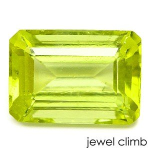 カナリートルマリン(Canary Tourmaline)1.04CT|jewelclimb
