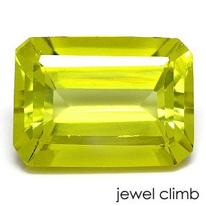 カナリートルマリン(Canary Tourmaline)1.52CT|jewelclimb