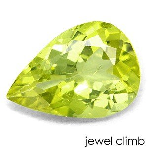 カナリートルマリン(Canary Tourmaline)0.58CT|jewelclimb
