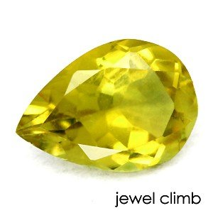 カナリートルマリン(Canary Tourmaline)0.72CT|jewelclimb