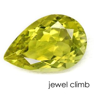 カナリートルマリン(Canary Tourmaline)1.20CT|jewelclimb