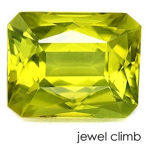 カナリートルマリン(Canary Tourmaline)3.37CT|jewelclimb