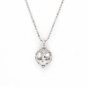 ダイヤ ペンダント ネックレス / D-1.360カラット K18 ホワイトゴールド|jewelelegance