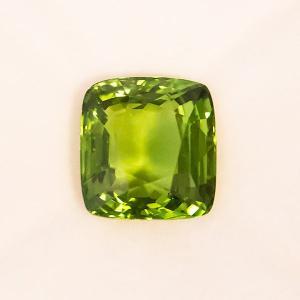 ペリドット ルース12.03ct 大粒のイブニングエメラルド|jewelelegance