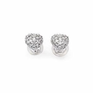 プチレーヴ ダイヤ ピアス / D-0.20カラット|jewelelegance