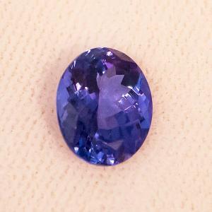 タンザナイト ルース 3.69ct|jewelelegance