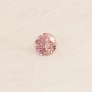 ピンクダイヤモンド ルース 0.113ct [ 鑑定書付 ]|jewelelegance