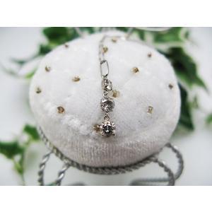 プラチナ ブラウンダイヤモンドペンダント(PT850/PT900)|jewelelegance