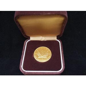 メイプルリーフ金貨 1oz - 染みあり|jewelelegance