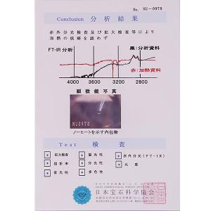 非加熱 サファイヤ ルース 3.589ct [鑑定書付]|jewelelegance|05