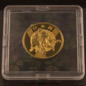 2002 FIFAワールドカップ 記念貨幣 1万円金貨 プルーフ貨幣 jewelelegance 02